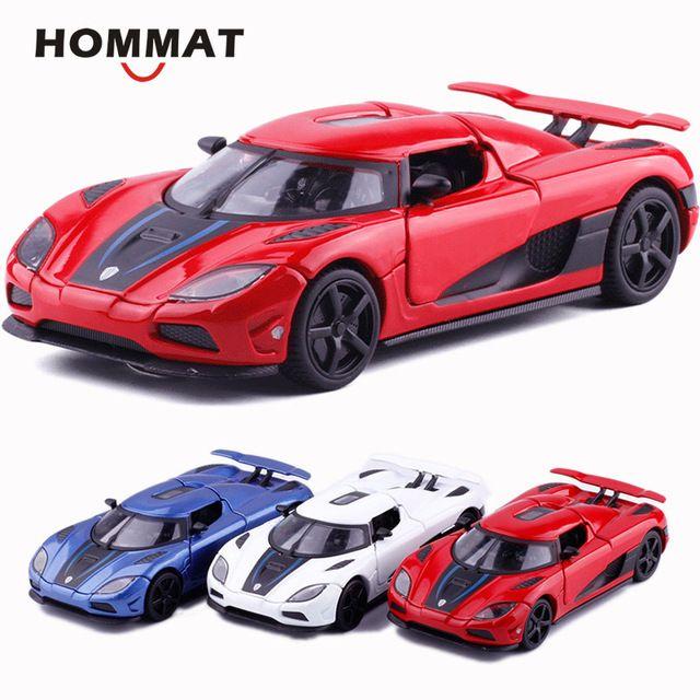 Hommat Simulation 1 32 Koenigsegg Agera R Supercar Sports Model Car Alloy Diecast Toy Vehicle Car Model Diecast Collection Gif Super Cars Car Model Diecast Toy
