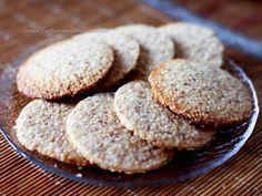 Beautiful Delicious: Хрустящее кунжутное печенье