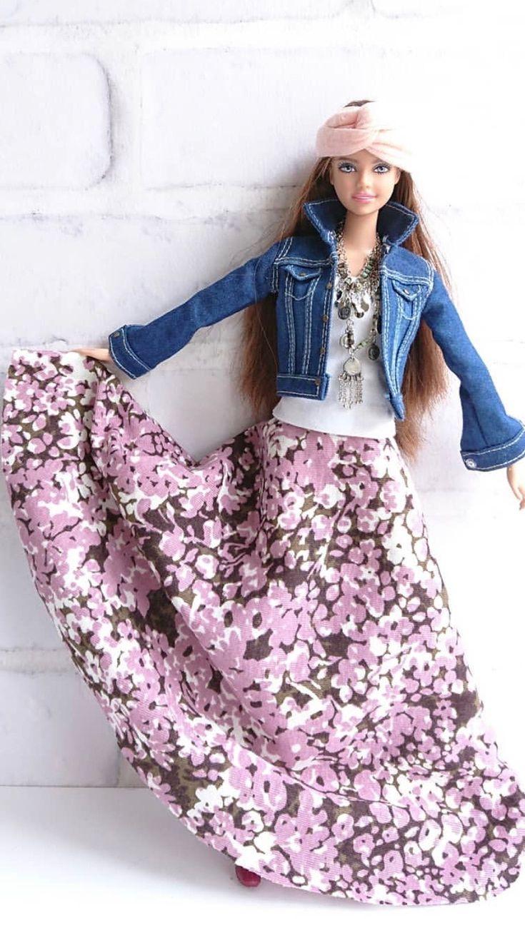 3241 best Barbie images on Pinterest | Barbie clothes, Barbie doll ...