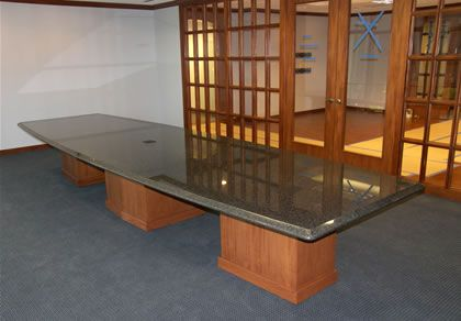 Best Conference Table Images On Pinterest Conference Table - Granite conference table
