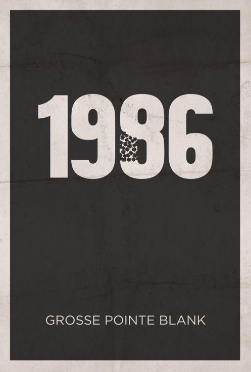 Grosse Pointe Blank Poster by Matt Owen