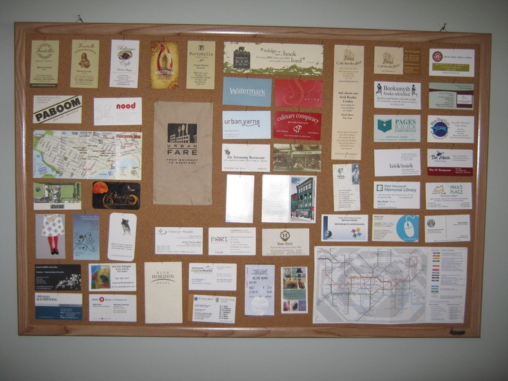 ephemera board: Ephemera Boards