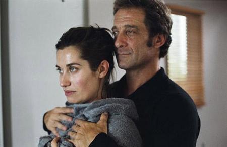 Emmanuelle Devos and Vincent Lindon