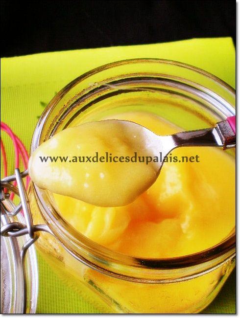 recette-lemon-curd-inratable et facile