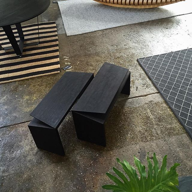 #furniture #design #madeintasmania #benchseats #diningtable #armadilloandco