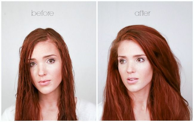 Hair Tutorial: my no-nonsense blow dry for everyday volume   The Freckled Fox   Bloglovin'