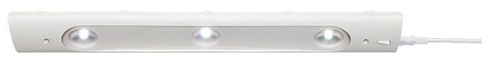 Airam Trio LED 3 x 1 W, valkoinen