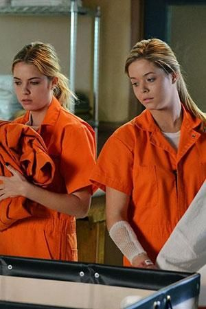 Time for you weekly Pretty Little Liars recap! We're just one episode away from figuring out who A really is...right?