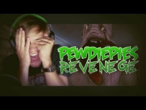 pewdiepie is like my fave youtuber......this a really scary game(not to me)but it is funny. Click on th pic 2 watch 1 of his videos