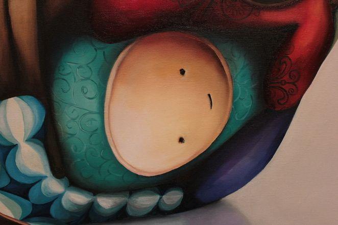 Detail, Amalgamate, Tiffany Rysdale