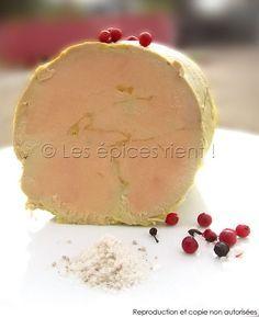 """Recette foie gras maison - version """"poché"""" (facile)"""