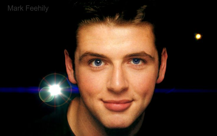 Mark Feehily Live  Kicking Poster Wallpaper [3] - MarkFeehily.Net