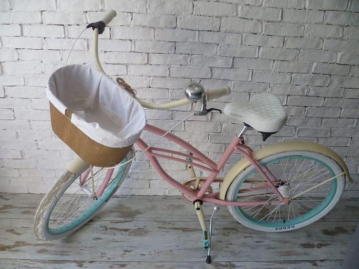 Koszyk rowerowy w BYZYDURKI na DaWanda.com