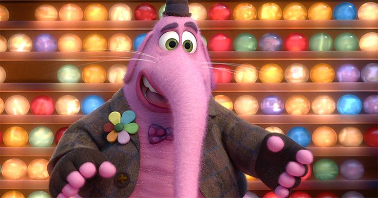 I got Bing Bong from Inside Out! Which Disney•Pixar Character Should Be Your Best Friend? | Quiz