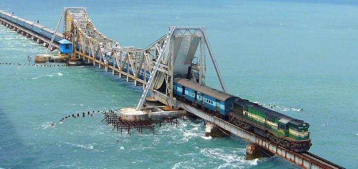 Pamban Bridge Ranked 1 Of Top 10 Most Dangerous Rail Bridge ...