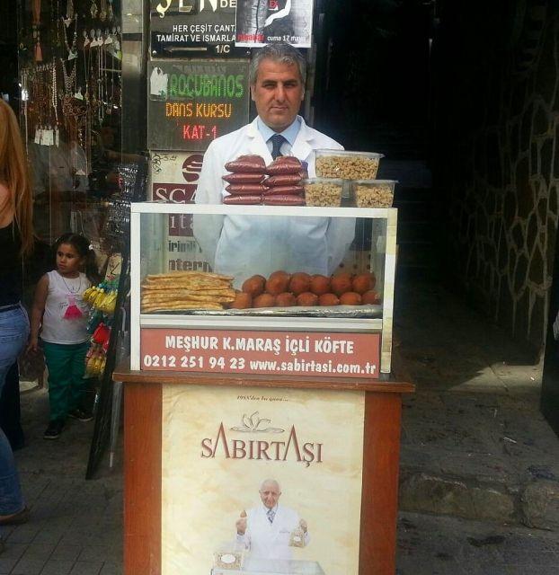 İstanbul'un Sokak Lezzetleri