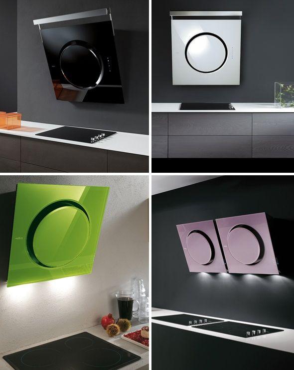 40 best modern kitchen extractors images on pinterest. Black Bedroom Furniture Sets. Home Design Ideas