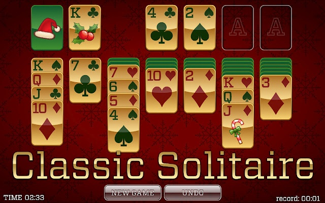 Amazing christmas solitaire hd picture galeries