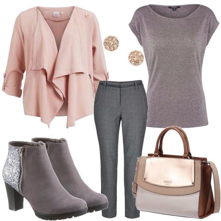 COMMA Lady in Business Outfit Outfit für Damen zum Nachshoppen auf Stylaholic