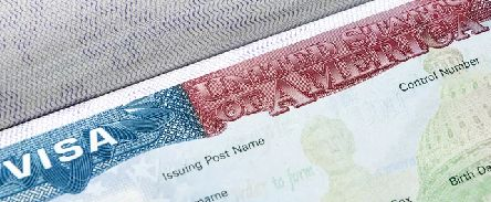 Different documents are required for Work and Business Visas. If the NVC approves your application and other documents, your interview will be scheduled with the U.S. Embassy or Consulate.