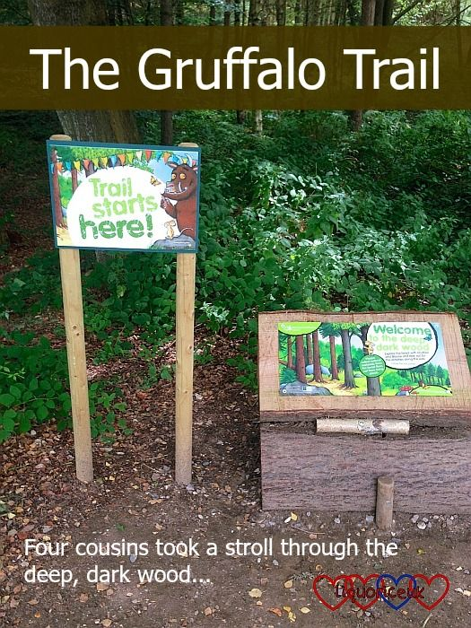 The Gruffalo Trail - Little Hearts, Big Love