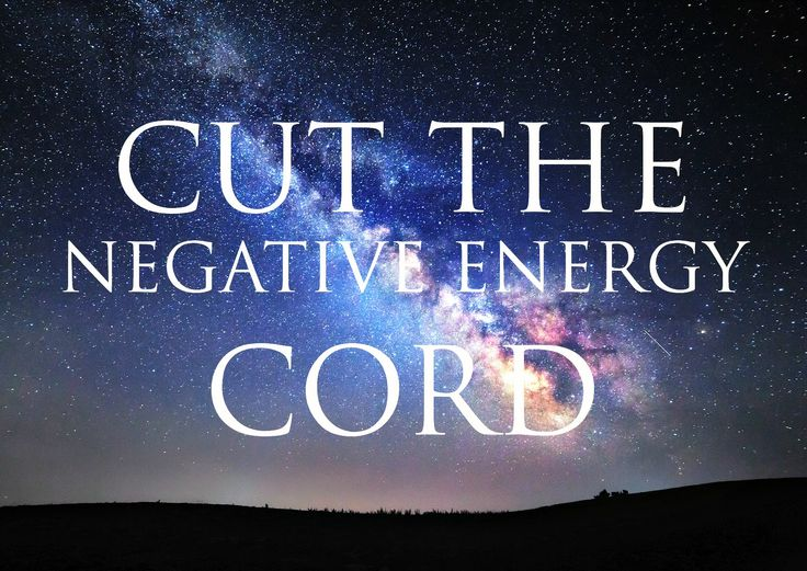 Hypnosis ➤ Cut The Cord of Negative Energy From People and Memories | Su...