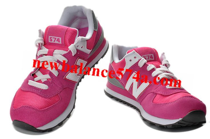 2013 New New Balance 574 WL574RCB Red White Yellow