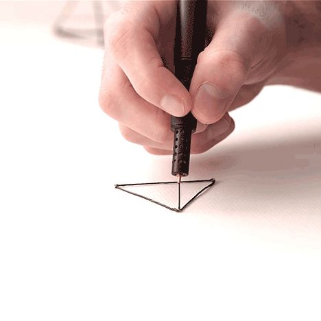 3d printing pen by Lix