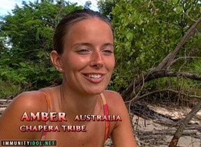 Survivor Winners - Survivor Amber Brkich-#8- All-Stars