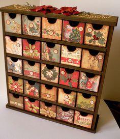 Advent calendar on Pinterest | 17 Pins