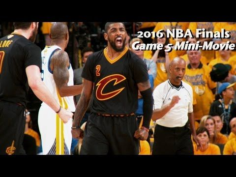 How did Cleveland Cavaliers cut their Finals deficit to 3-2, while LeBron James and Kyrie Irving became the first teammates in NBA Finals history to score 40+ points in the same game?