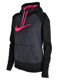Women's Nike Swoosh Out Fleece Hoody