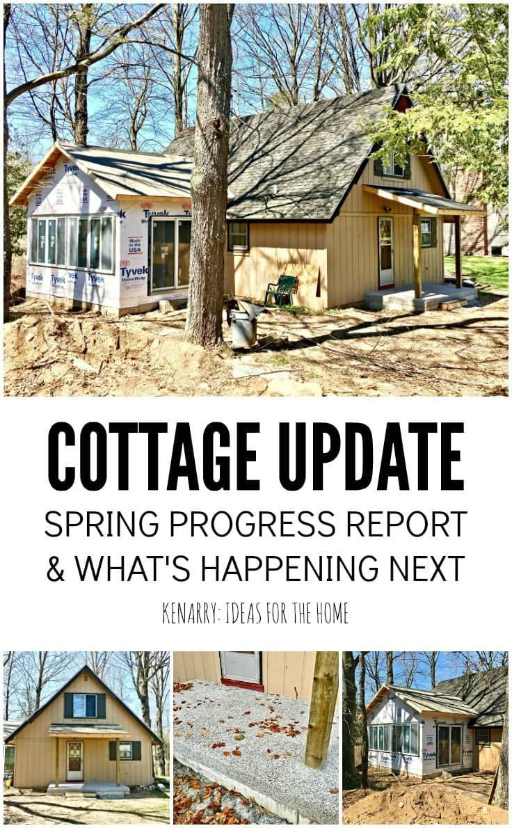 574 best images about exterior ideas on pinterest for Cottage additions plans