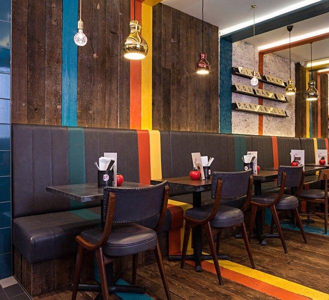 Gourmet Burger Kitchen (Notting Hill, London, UK) / Moreno