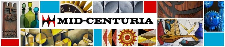 Mid-Centuria - an amazing blog about mid-century design curated by Kevin Anzalone | http://www.midcenturia.com