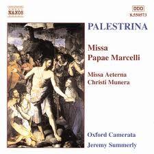 """Lectura y música para el alma: """"Misa del Papa Marcelo"""" de Giovanni Pierluigi da Palestrina... ¡Felices Pascuas!"""