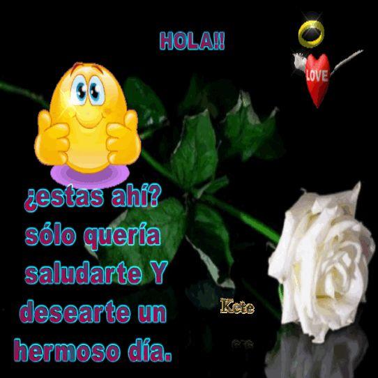Hola Amiga Pase A Saludarte | www.pixshark.com - Images ...