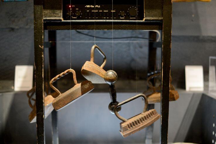В конце лета в центре Петербурга, в Арт-центре Пушкинская 10, открылся Музей Звука.