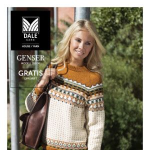 Stilfull genser nr. 289-06