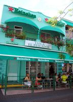 Great Restaurants in San Juan for Lunch: La Tasca del Pescador