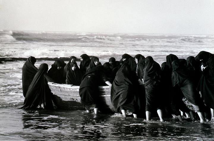 Rapture by Shirin Neshat.