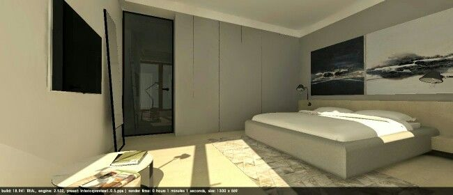 Sypialnia W2