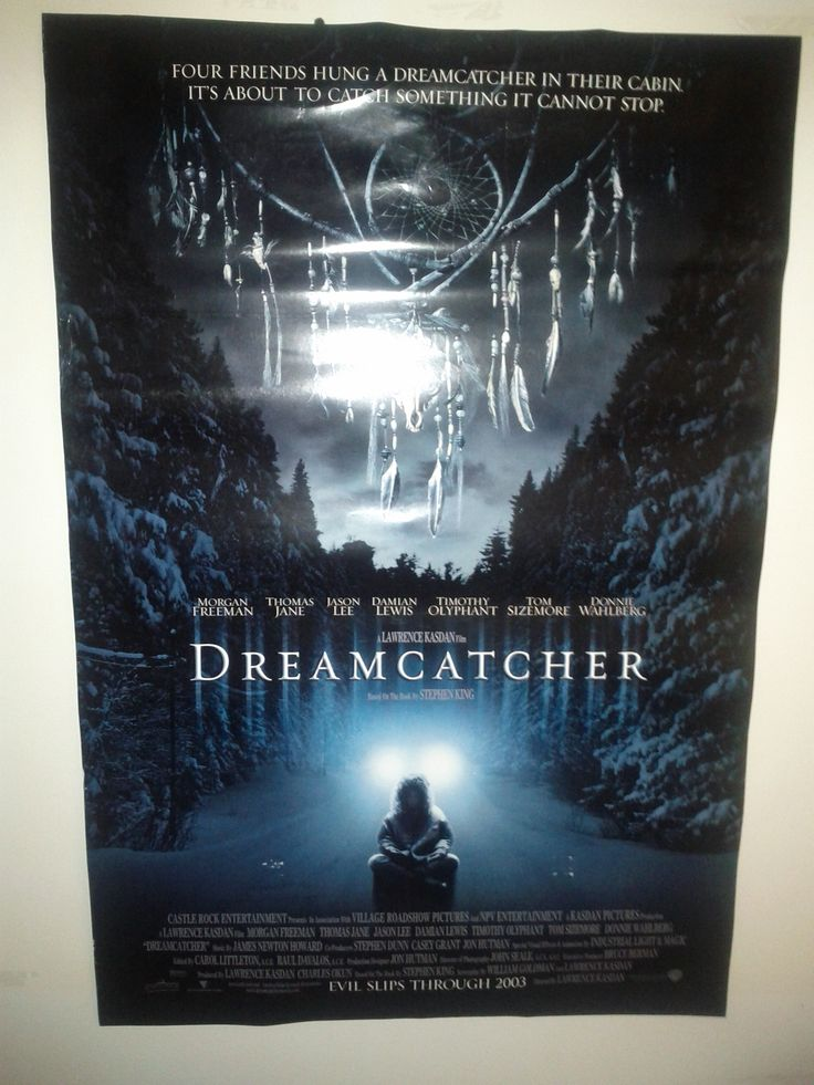Dreamcatcher Poster $26.25 (Plus Shipping and Handling)