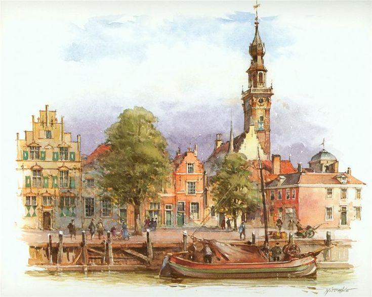 Walcheren-Netherlands.