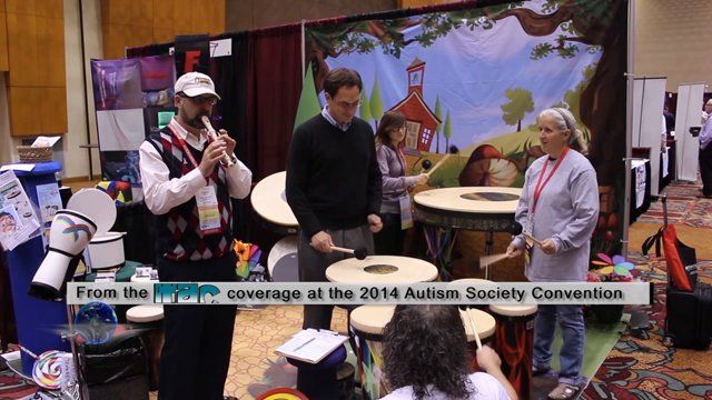 On today's edition, a special guest at the State of the Union address, full details on the upcoming Autism Society's 46th Annual Autism Society National Conference, and a look back at the 2014 conference with Daniel Heinlein on the floor of the exposition hall