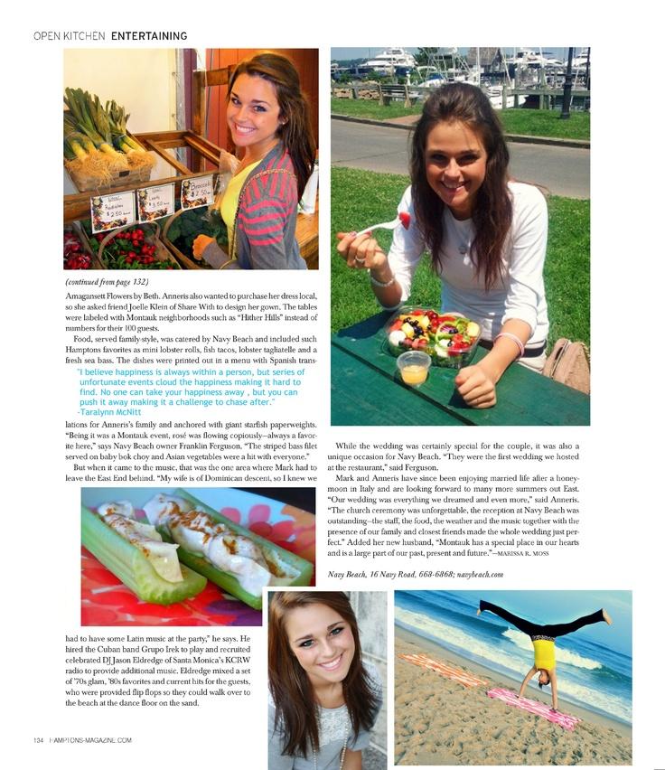 hamptons magazine memorial day 2014
