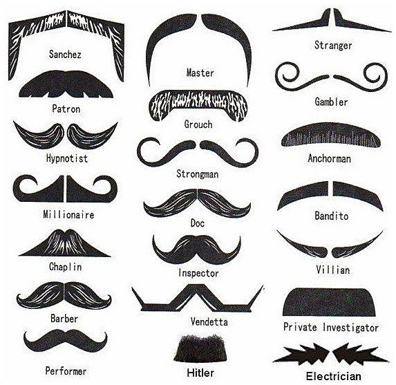 Menssleevetattoo Sleevetattoos Temporary Tattoo Fingerstache Finger Moustache Set By Jrisolution Mustache Tattoo On Finger Mustache Tattoo Mustache Styles