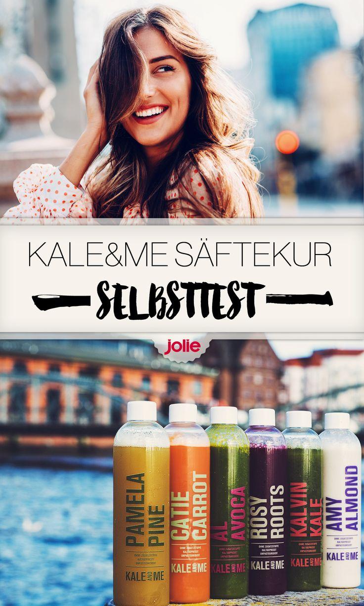 Wir haben die Kale&Me Saftkur getestet. 3 Tage, jeden Tag 6 Säfte. Kaltgepresst. Unheimlich gesund. Doch unsere Autorin musste aufgeben und hat dabei viel über sich und ihren eigenen Körper gelernt.