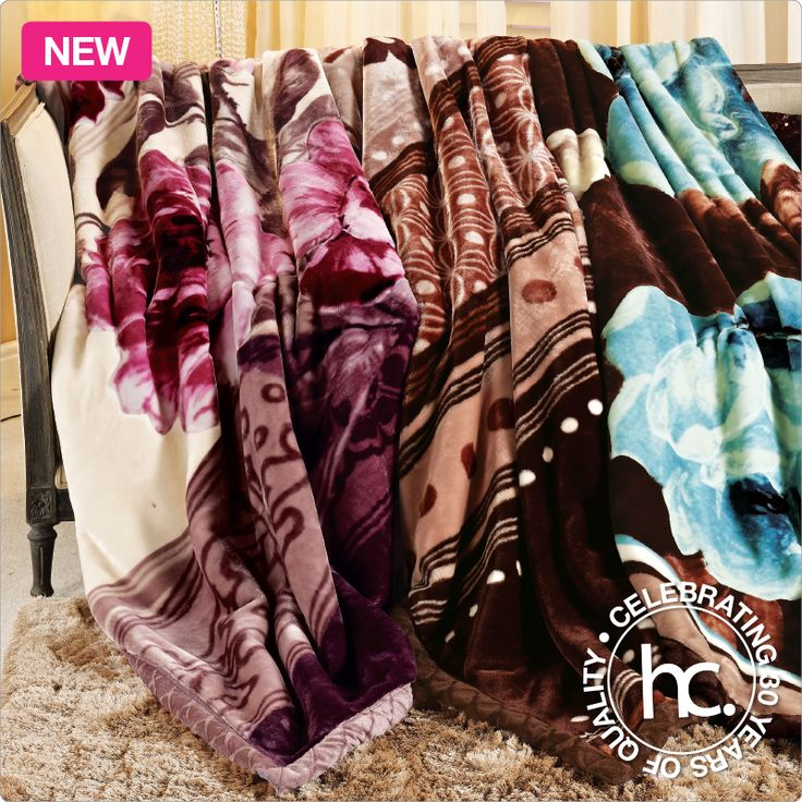 Buy 2 Ariana blankets and get a 3rd absolutely FREE!