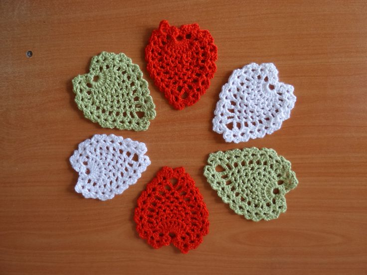 Crochet coasters, house wares, 6 pieces, crochet pineapple coasters, mothers day gift, gift for home, new home gift coasters by KnitterPrincess on Etsy